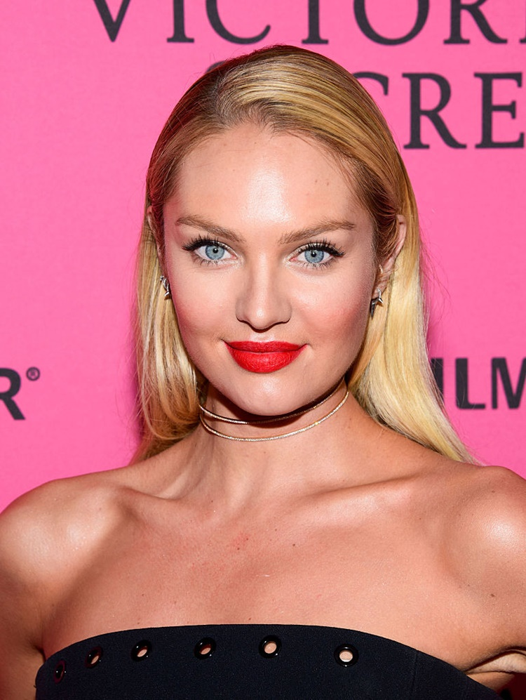 supermodel Candice Swanepoel