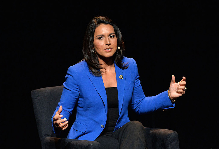 tulsi gabbard meeting with trump