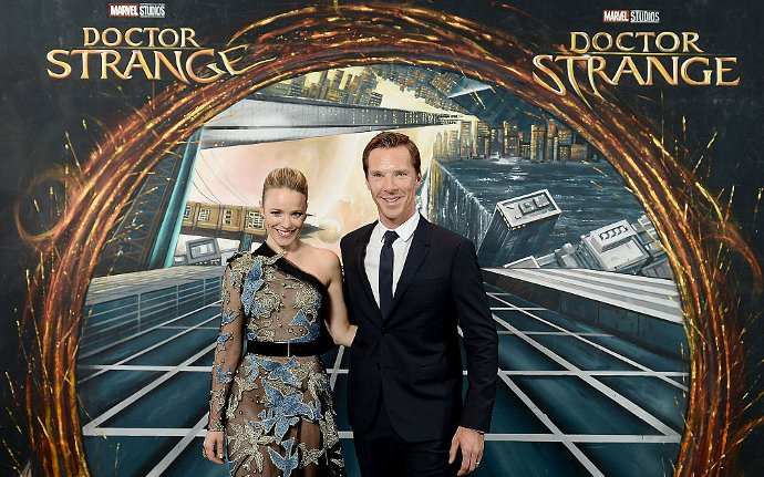 Doctor Strange spins magic at re-energised US box office