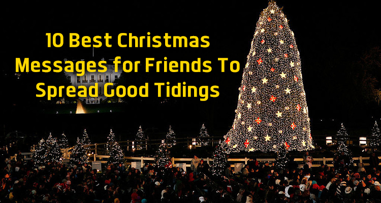 Christmas special! WhatsApp messages, SMS greetings for your loved ones