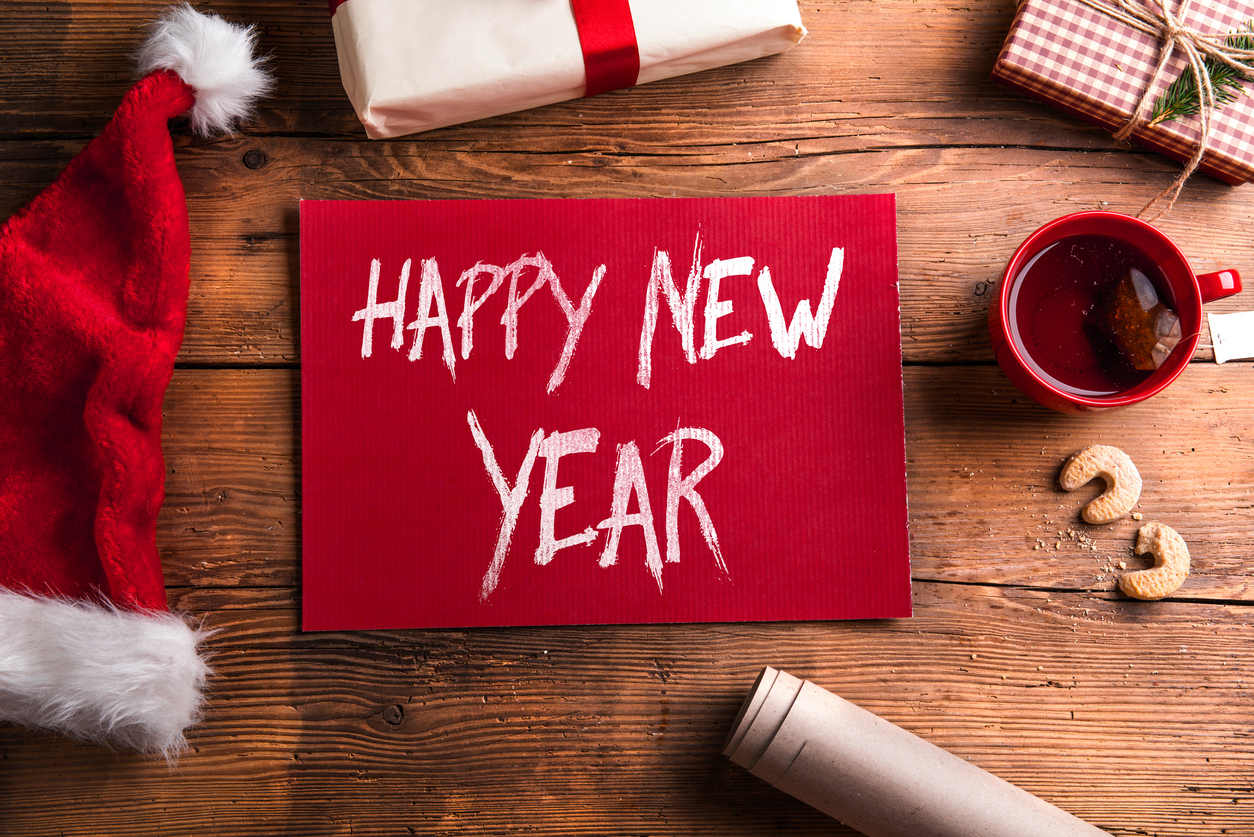 happy new year images animation download