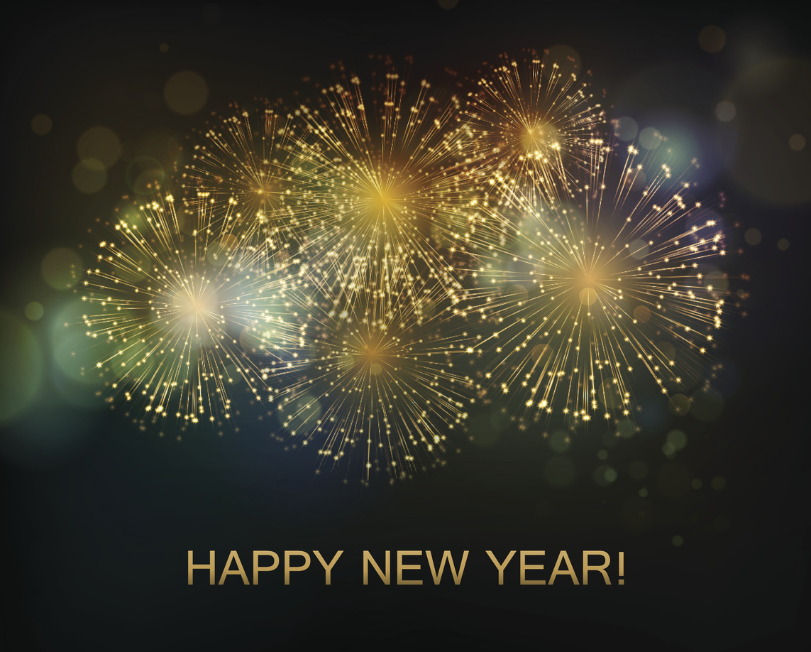 happy new year images animation