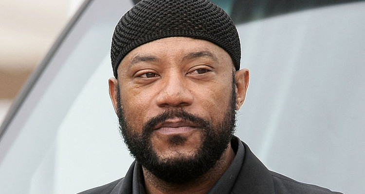 IMG RICKY HARRIS, Actor  and Comedian