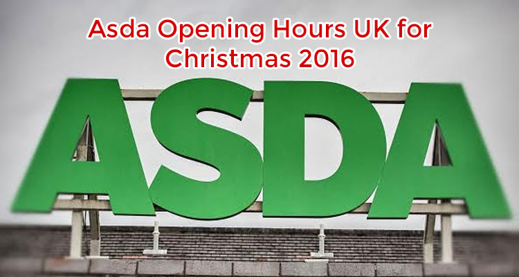 asda opening hours uk for christmas 2016 earn the necklace. Black Bedroom Furniture Sets. Home Design Ideas
