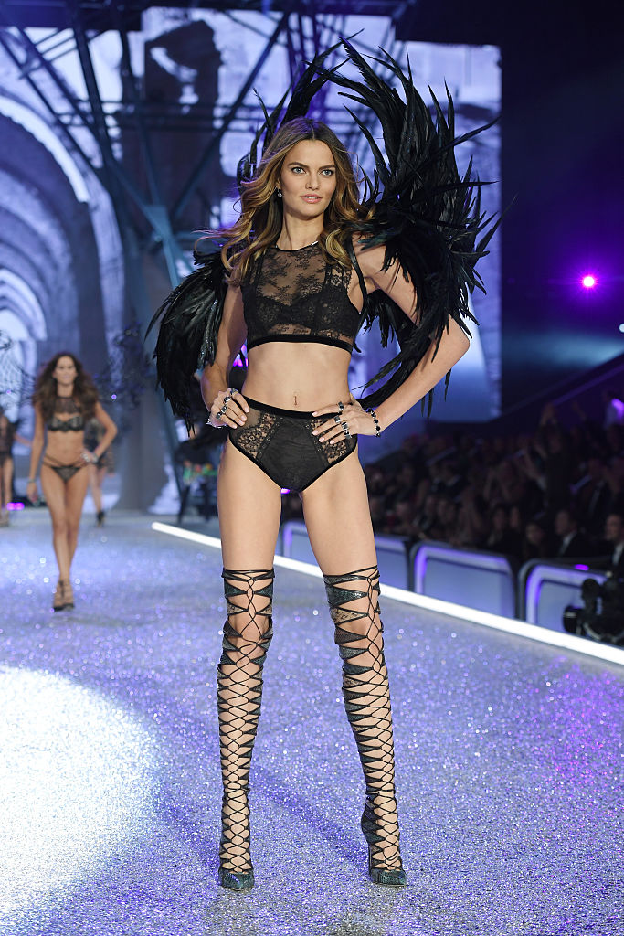 Barbara Fialho Victorias Secret Fashion Show