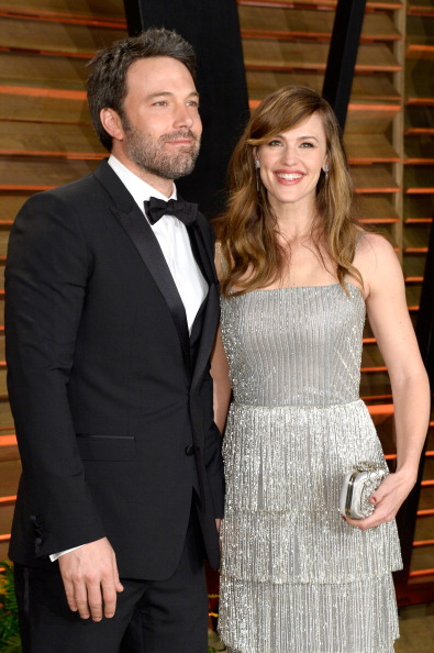 Ben Affleck & Jennifer