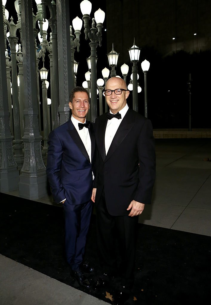 Bryan Lourd is Happily Married to Bruce Bozzi