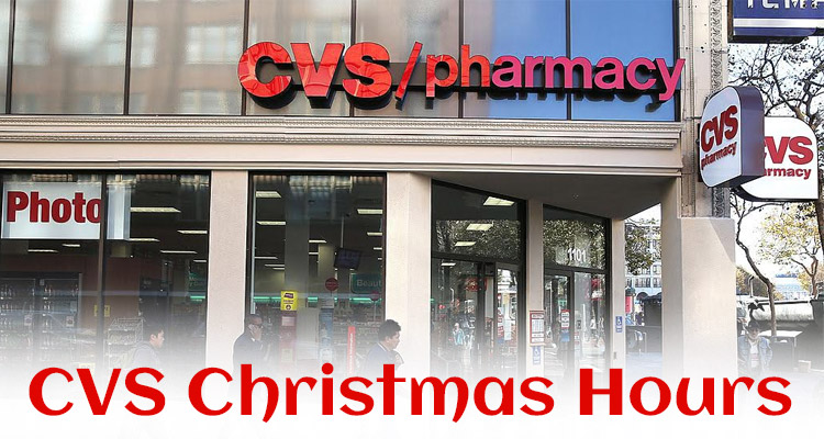 cvs christmas hours