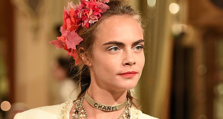 Cara Delevingne Rocks Tabitha Simmons Shoes