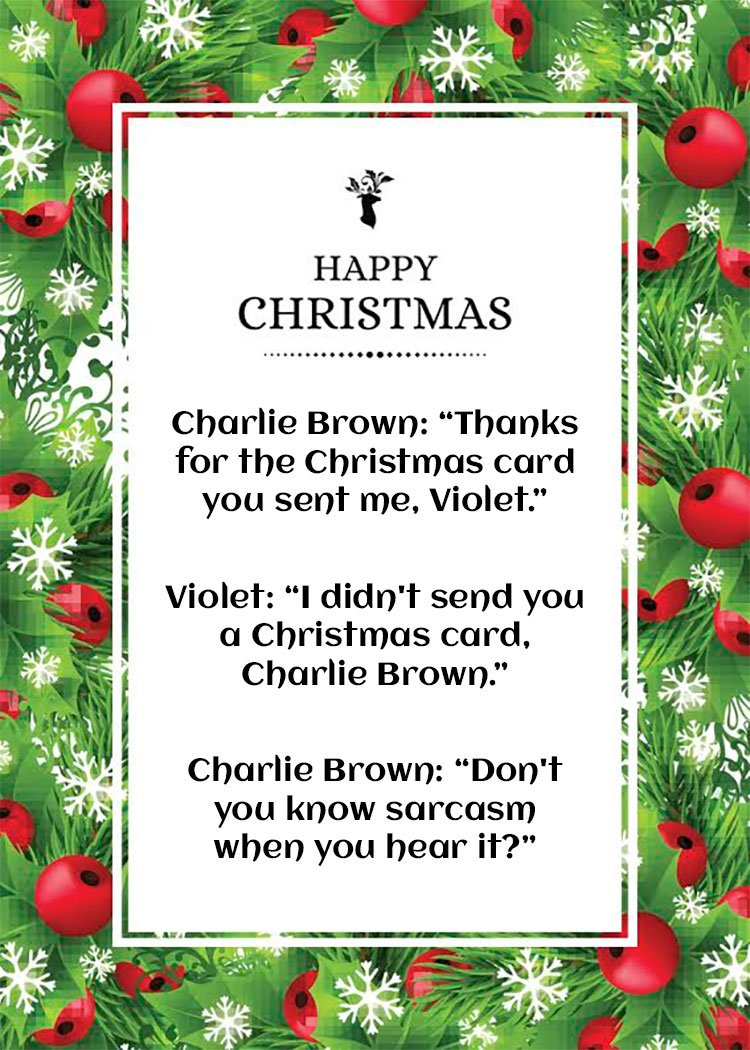 Christmas Quotes from Charlie Brown Christmas - Earn The ...