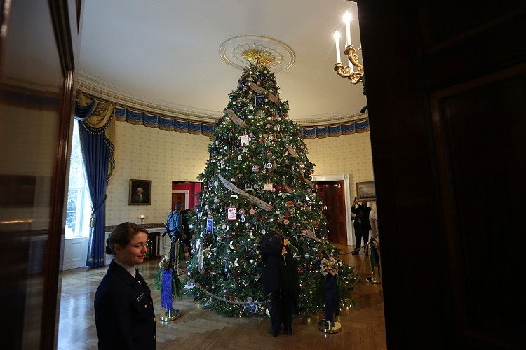 Christmas at White House