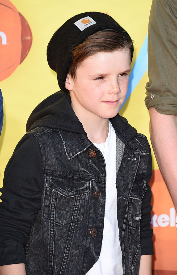 Cruz Beckham Drops Christmas Song - Like Mother Like Son