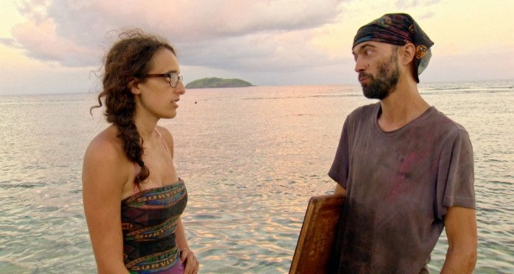 David Wright on Survivor 2016