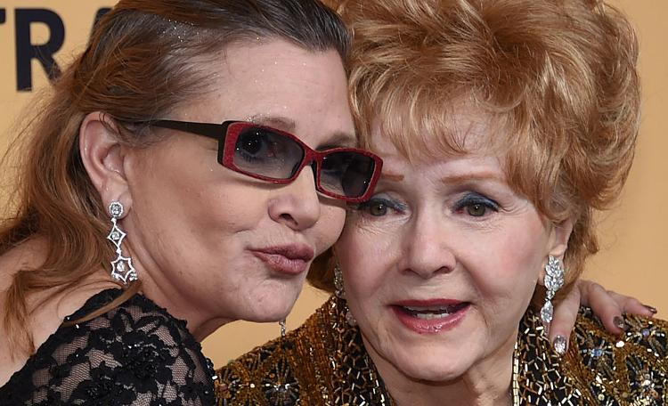 Debbie Reynolds Carrie Fisher