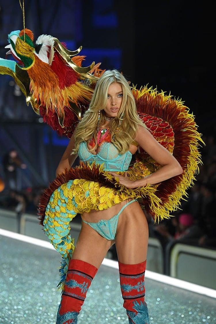 Elsa Hosk Victorias Secret Angel