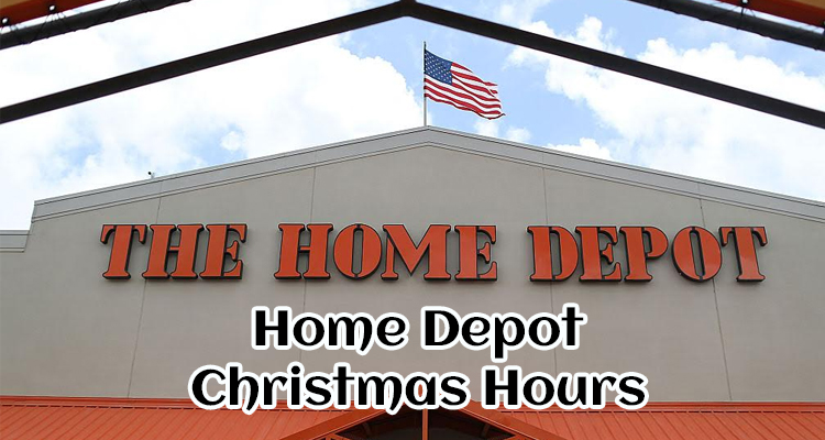 Home Depot Christmas Hours 2016