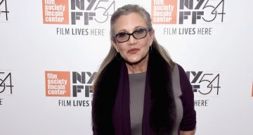 How Did Carrie Fisher Die