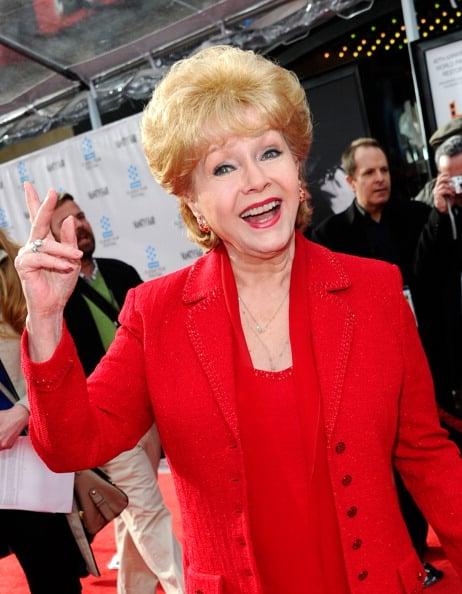 How Did Debbie Reynolds Die