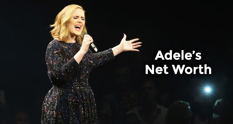 How Rich is Adele