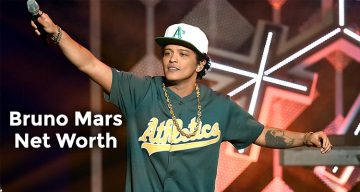 How Rich is Bruno Mars