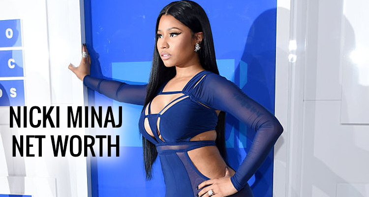 How Rich is Nicki Minaj