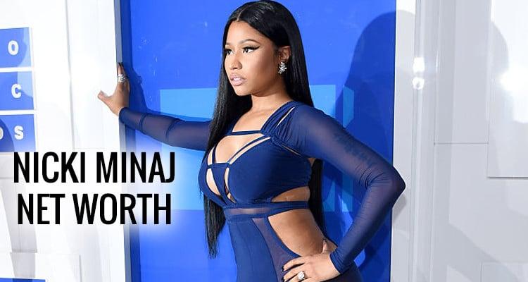 How Rich is Nicki Minaj