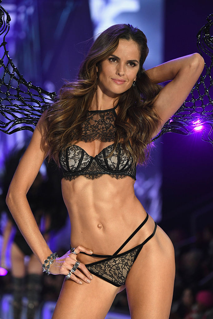 Izabel Goulart Victorias Secret Fashion Show