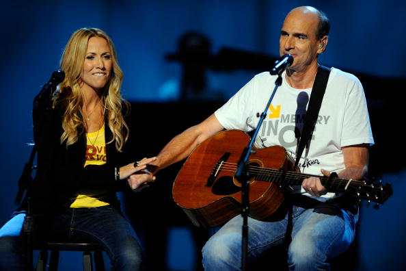 James Taylor & Sheryl Crow
