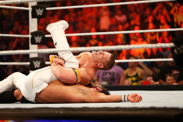 John Cena & Seth Rollins