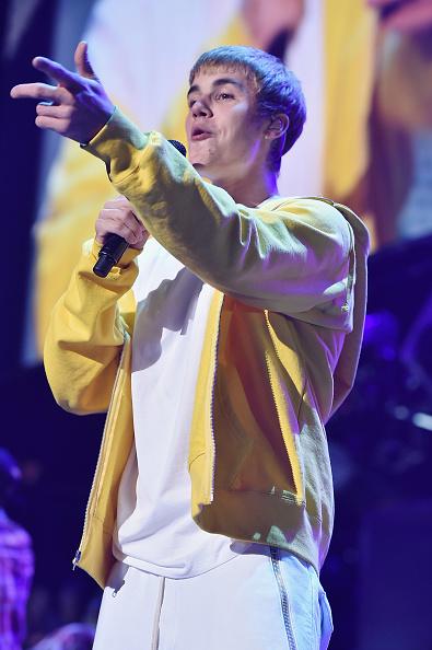 Justin Bieber iheart radio