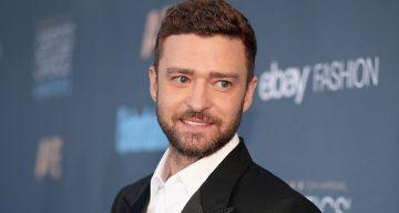 Justin Timberlake New Album Release 2017