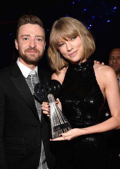 Justin Timberlake & Taylor Swift
