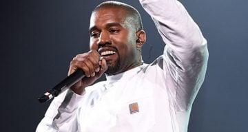 Kanye West Visits Donald Trump at The Trump Tower