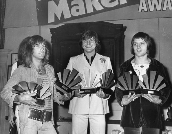 Keith Emerson, Greg Lake, Carl Palmer 1972