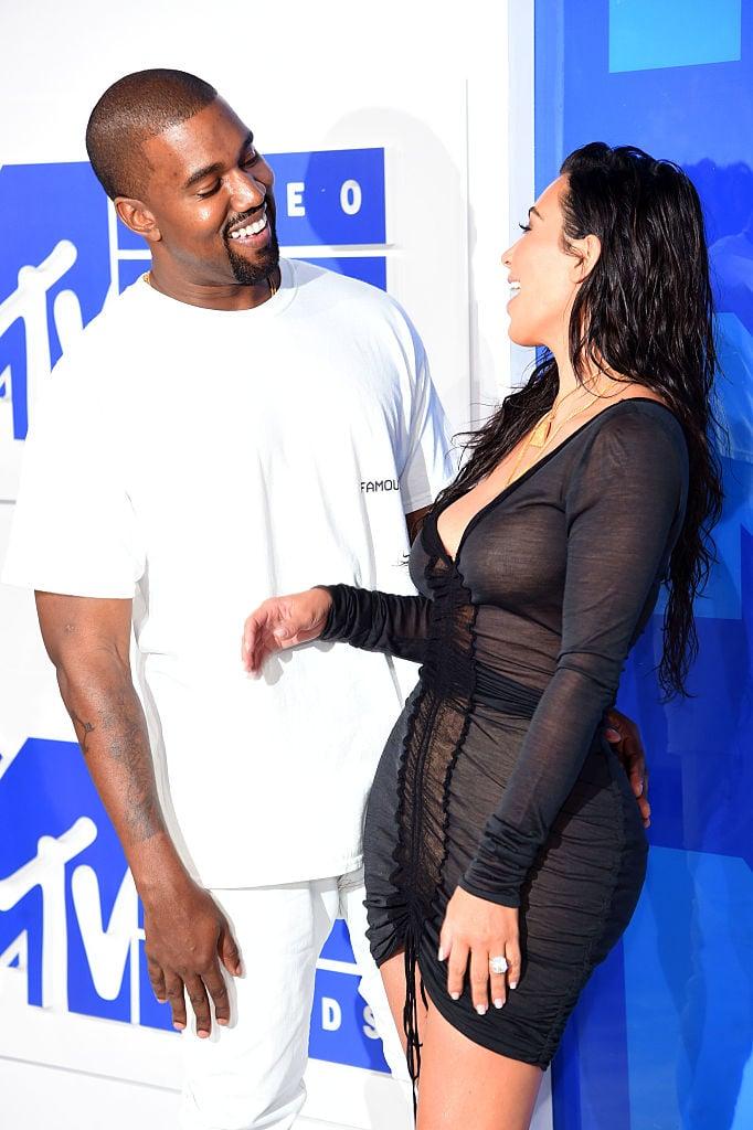 Kim Kardashian divorcing Kanye West