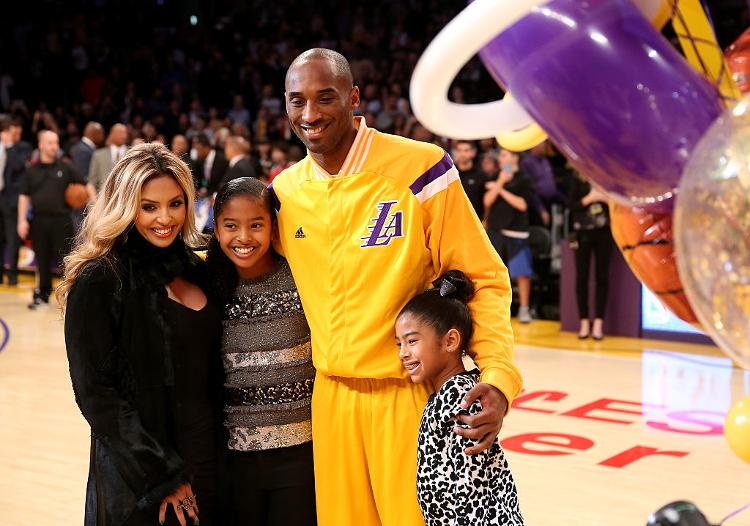 Kobe Bryant's baby girl Bianka