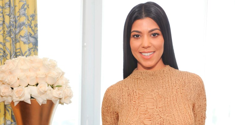Kourtney Kardashian Christmas Celebrations