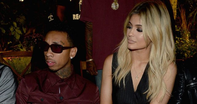 Kylie Jenner Celebrating Christmas with Tyga & King Cairo