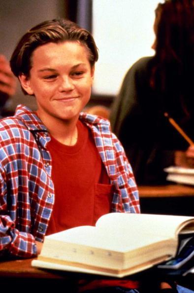 Leonardo DiCaprio, 1991