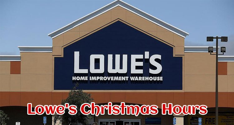 Then Lowe's is the best place for it. Here you can get all the appliances for your home. Now still wondering about the Lowe's hours. So, don't worry now, as you are here on our website, here you will get to know all about Lowe's opening hours, closing hours, Lowe's holiday hours and holidays on which it remains closed. We are here for.