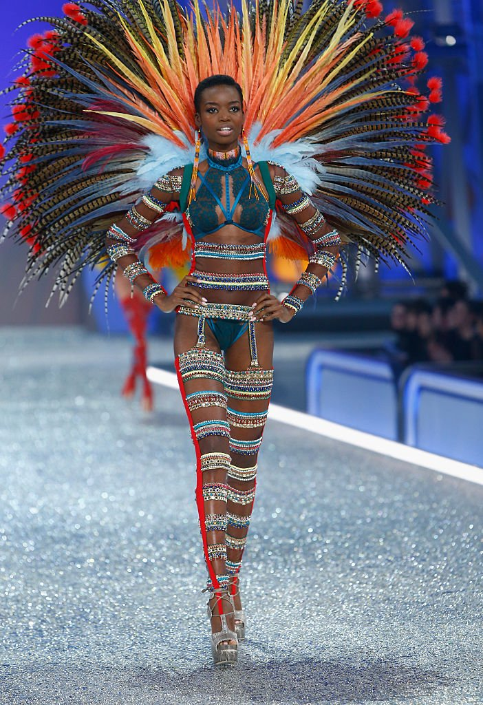 Maria Borges Victorias Secret Fashion Show