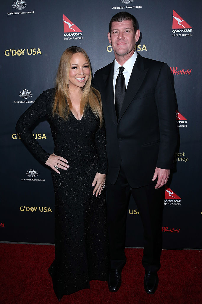 Mariah Carey Dating James Packer