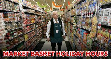 Market Basket Holiday Hours