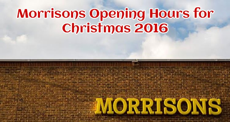 morrisons opening hours for christmas 2016 earn the necklace. Black Bedroom Furniture Sets. Home Design Ideas
