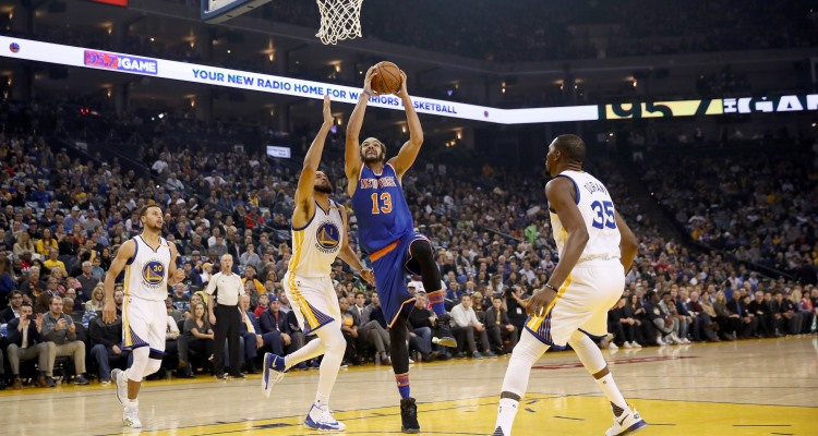 NY Knicks vs. GS Warriors