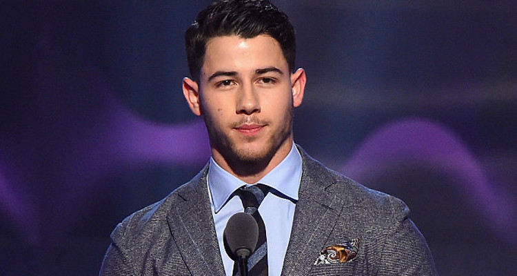 Nick Jonas Celeb Crushing on Jennifer Lopez