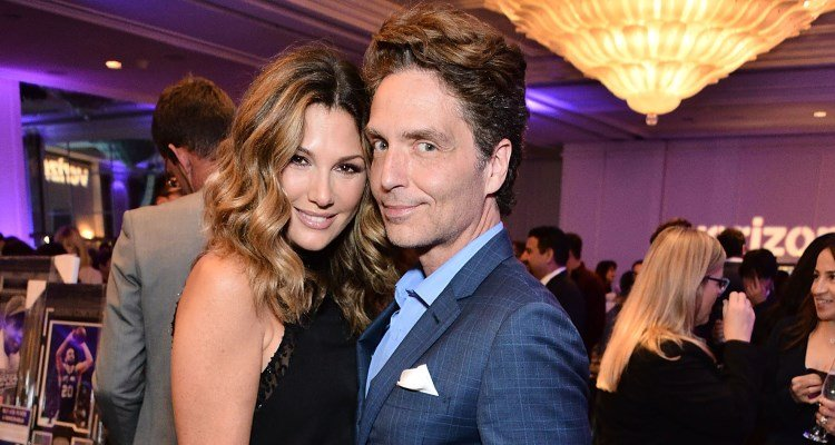 Richard Marx and Daisy Fuentes Wedding Pics