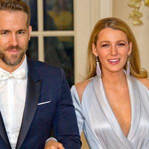 Ryan Reynolds & Blake Lively Children