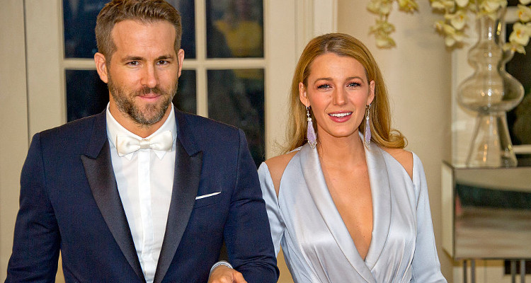 Ryan Reynolds & Blake Lively Children
