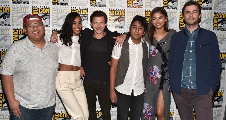 Spider Man Homecoming Cast